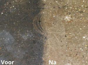 betonnenvloer